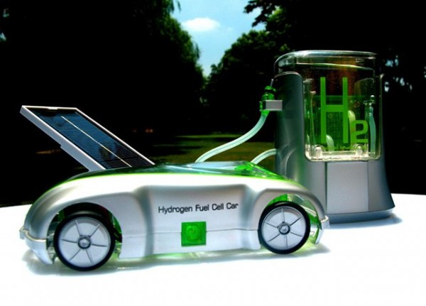 H-Racer Hydrogen Fuel Cell Car