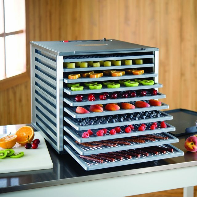 LEM 10 Tray Food Dehydrator