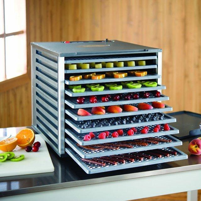LEM 10 Tray Food Dehydrator