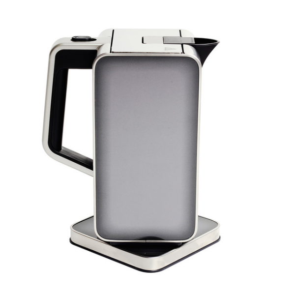 Stainless Steel & Smoke Kettle