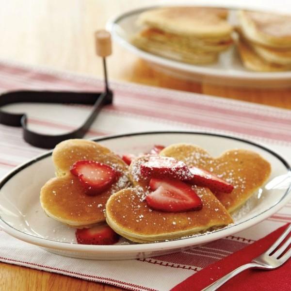 Pancake Heart Shapers