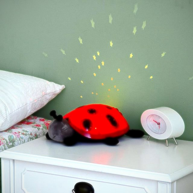 Twilight Ladybug Nightlight