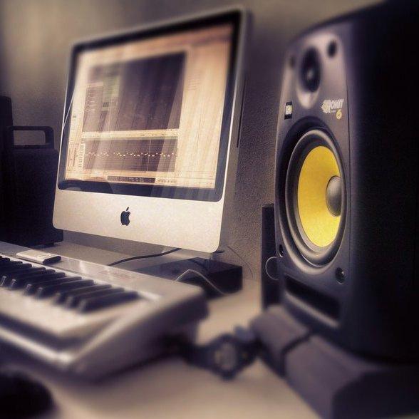 KRK RP6G2 Studio Monitor