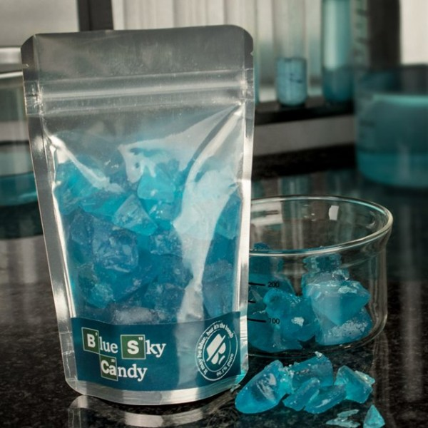 Blue Sky Crystal Meth Candy