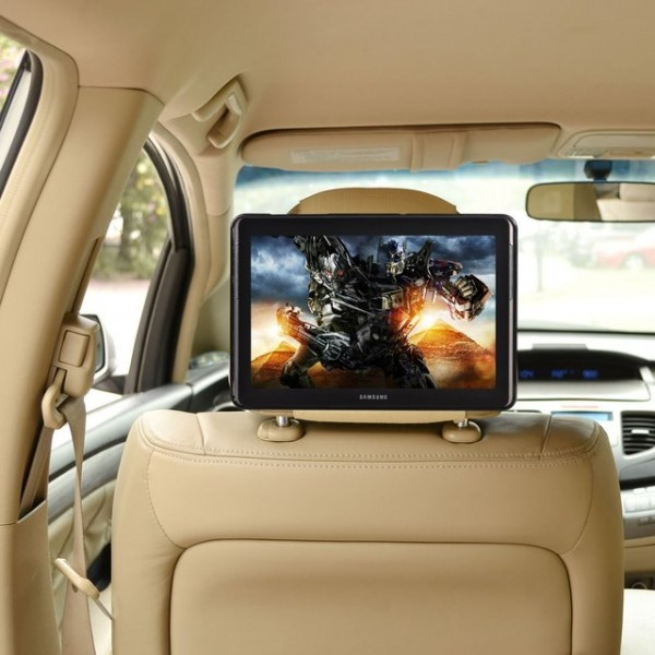 Car Headrest Mount for Galaxy Tab 2