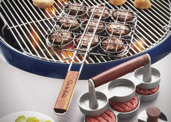 Sliders Mini Burger Grilling Set
