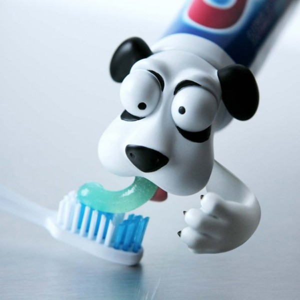 Toothpaste Pete