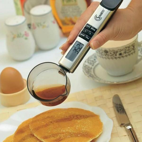 Digital Volumetric Spoon Scale