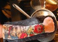 Tattoo Oven Mitt by DCI