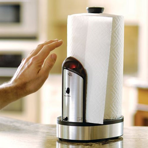 Touchless Towel Dispenser