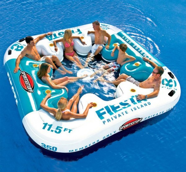 Fiesta Private Island Float