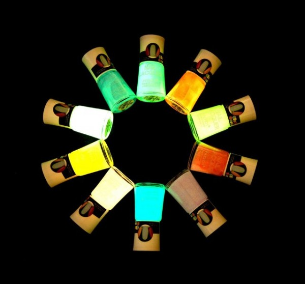 Glow in the Dark Nail Polish Lacquer