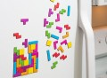 Tetris Fridge Magnet Set