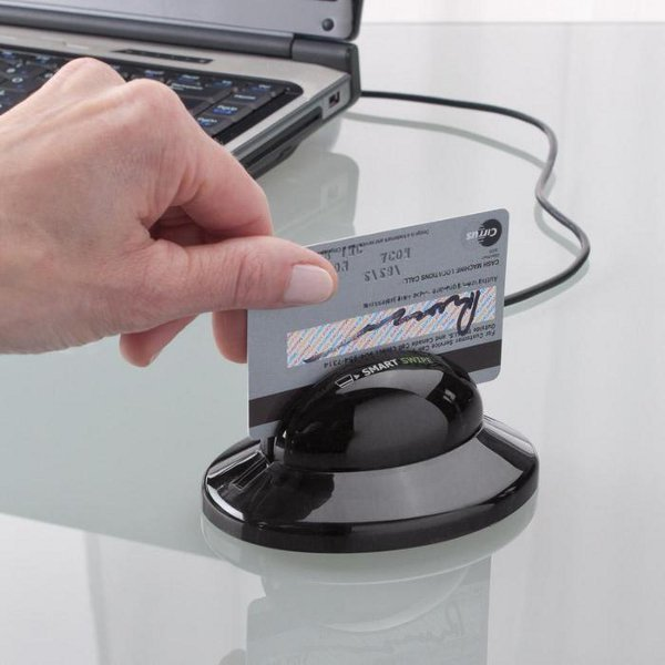 Personal Credit Card Reader