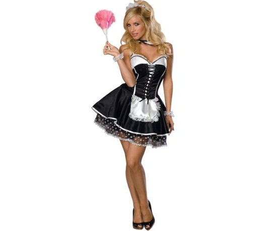 Secret Wishes Maid Costume