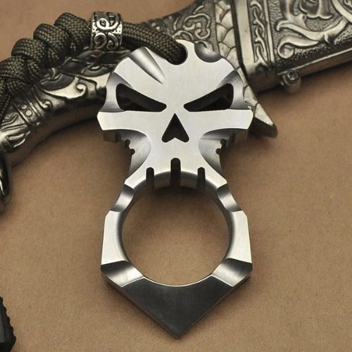 Skull Skeleton Pendant Keychain