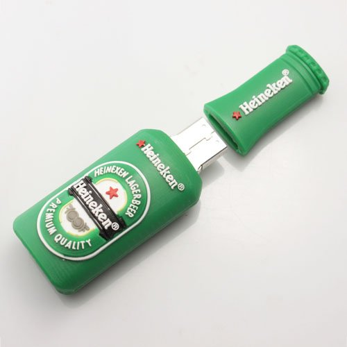 Bottle USB Flash Drive