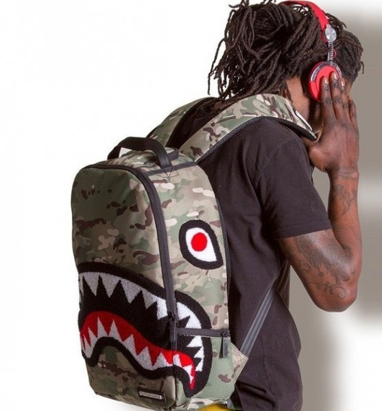 Shark Deluxe Backpack