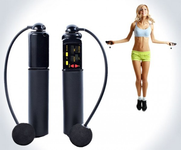 Digital Cordless Jumping Rope