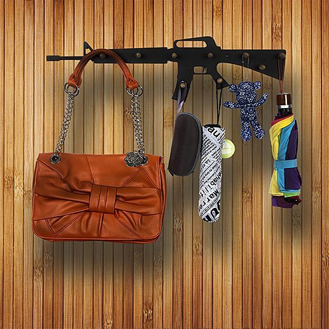 Gun Hook Clothes Hangers