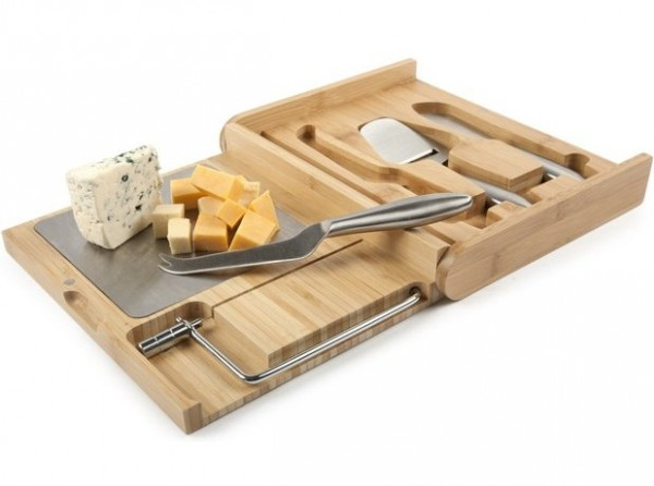Core Bamboo Cheese Set