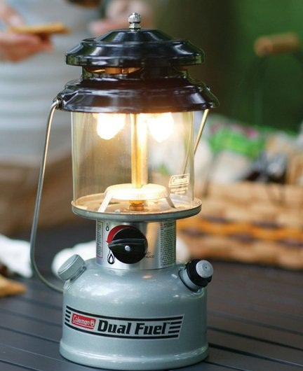 Coleman Dual-Fuel 2-Mantle Lantern