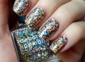 Glitter & Be Gay Nail Polish by Deborah Lippmann