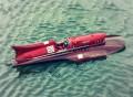 RC Ferrari Race Boat