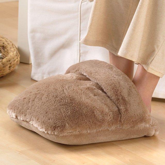 Nap Luxe Massaging Foot Warmer