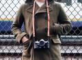 Reportage Camera Strap by Apolis