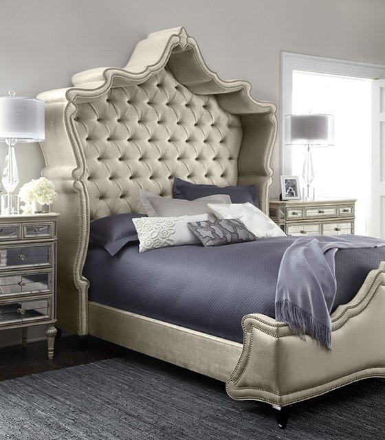 Antoinette Bed by Haute House