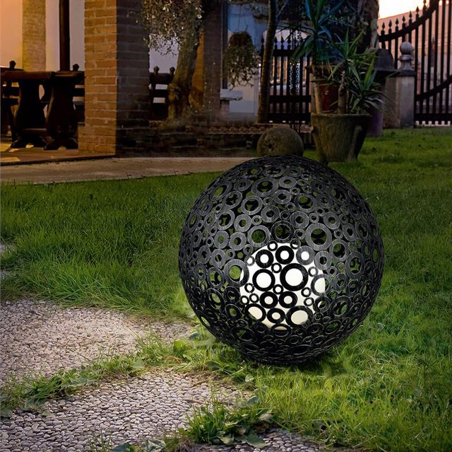 Ferroterra Outdoor Floor Lamp