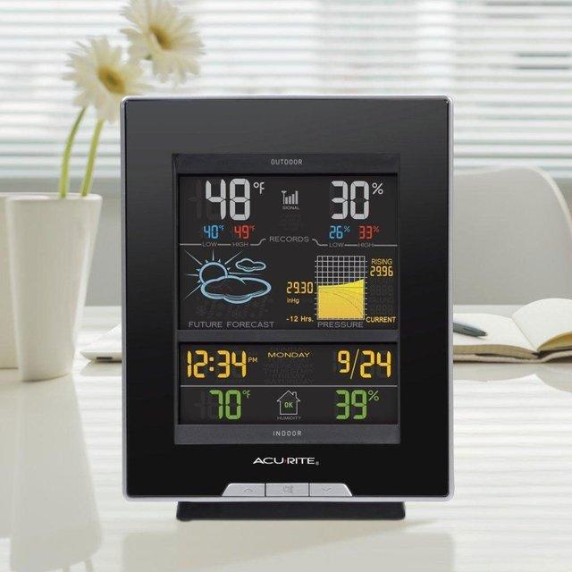 Self-Calibrated Forecasting Digital Weather Station