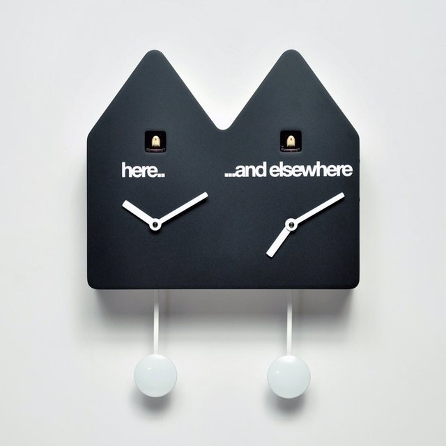Double Cuckoo Clock