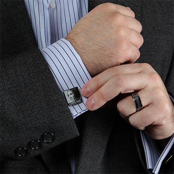 I Love You / I Know Cufflinks