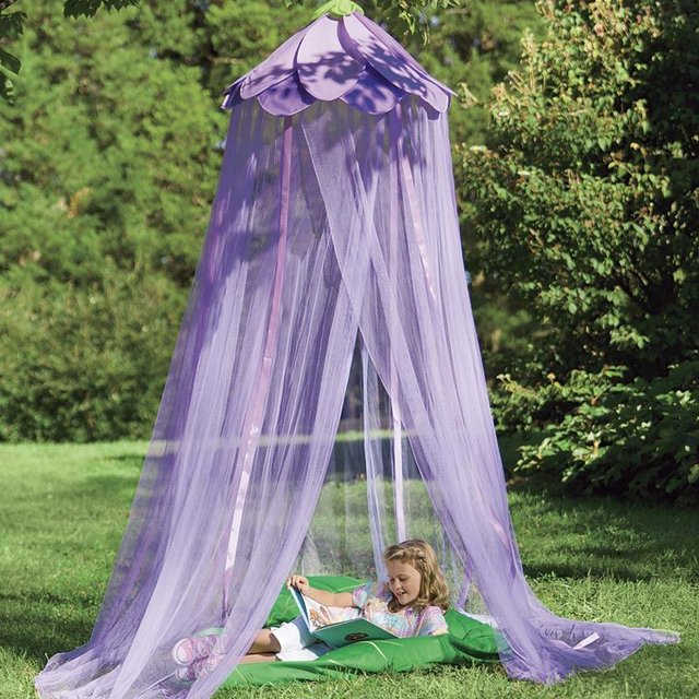 Secret Garden Hideaway Gauze Gazebo
