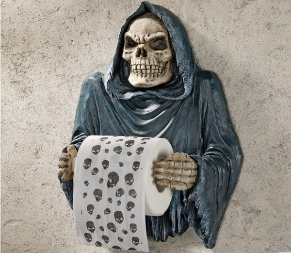 Bath Tissue Tyrant