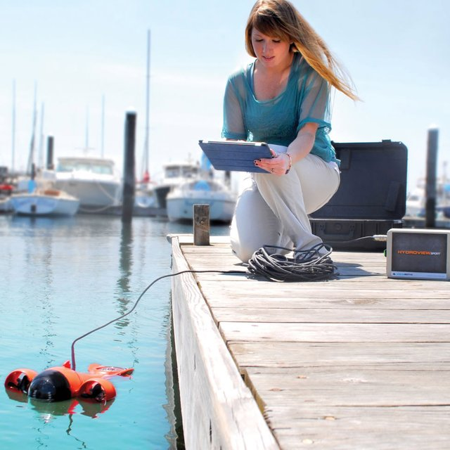 HydroView Underwater HD Video