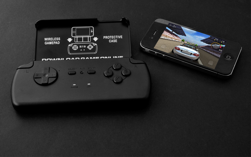 Bluetooth Gamepad for iPhone and iPad