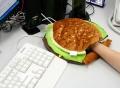 Cheeseburger Hand Warming Mouse Pad