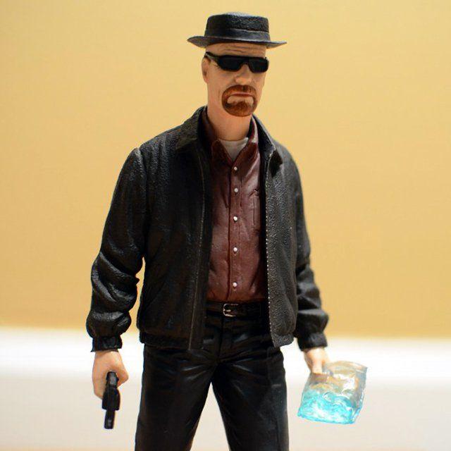 Heisenberg Action Figure