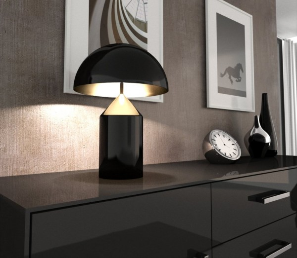 Oluce Atollo Table Lamp 187 Petagadget