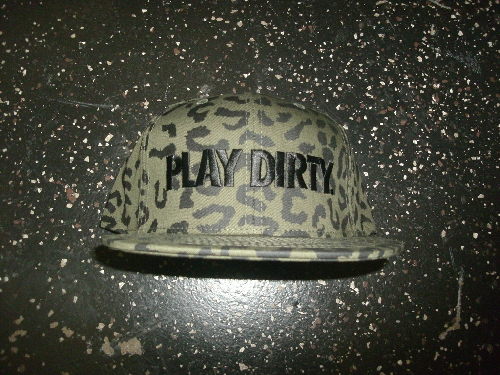 Play Dirty Snapback by Undefeated