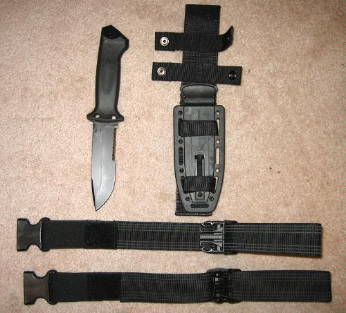 LMF II Infantry Knife by Gerber