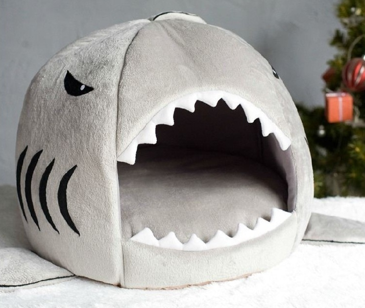 Shark Puppy House