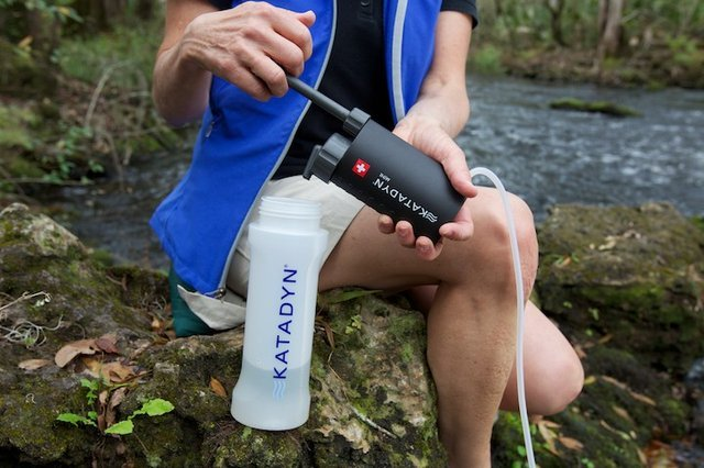 Katadyn Mini Water Microfilter