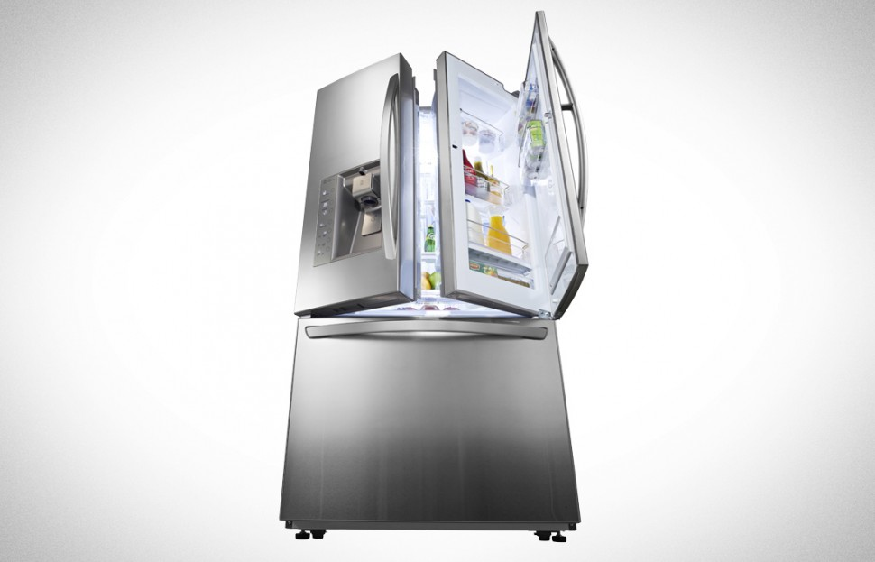 Door-in-Door Refrigerator by LG