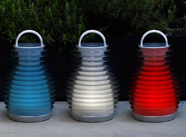 Mathmos Bump LED Lantern