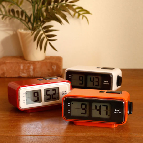 Digital Flip Clock by Idea