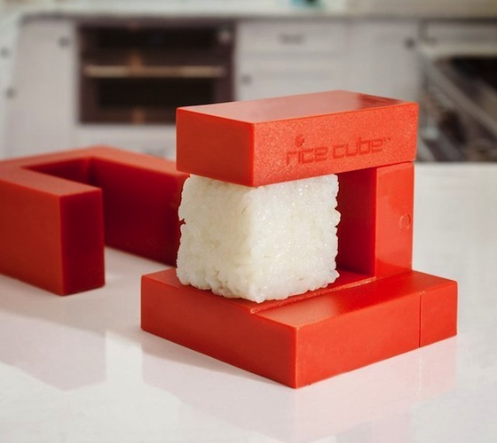 Rice Cube Maker
